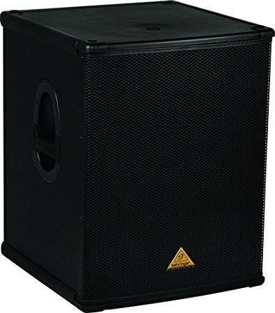 behringer eurolive professional b1800x pro subwoofer test 2018. Black Bedroom Furniture Sets. Home Design Ideas