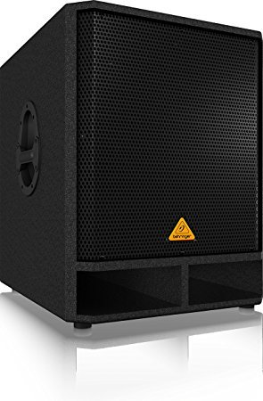 behringer eurolive vp1800s subwoofer test 2018 2019. Black Bedroom Furniture Sets. Home Design Ideas