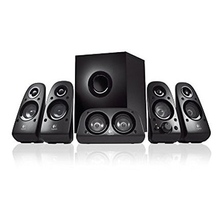 logitech z506 subwoofer test 2018 2019. Black Bedroom Furniture Sets. Home Design Ideas
