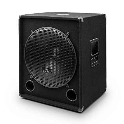 malone pw 1018 sub subwoofer test 2018. Black Bedroom Furniture Sets. Home Design Ideas