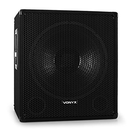skytec dj pa 38cm aktiv subwoofer subwoofer test 2019. Black Bedroom Furniture Sets. Home Design Ideas