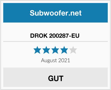 No Name DROK 200287-EU  Test