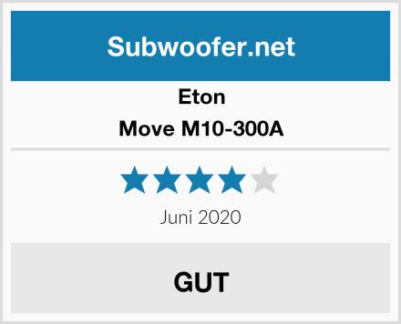 Eton Move M10-300A Test