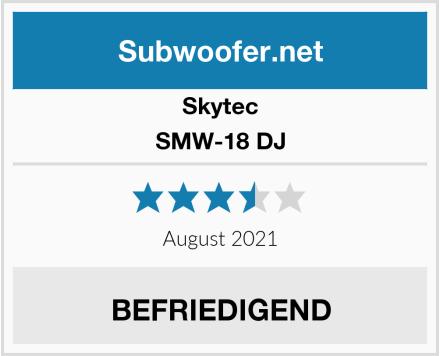 Skytec SMW-18 DJ Test