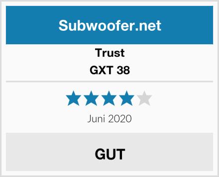Trust GXT 38 Test