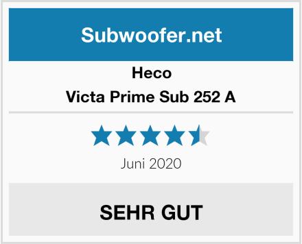 Heco Victa Prime Sub 252 A Test