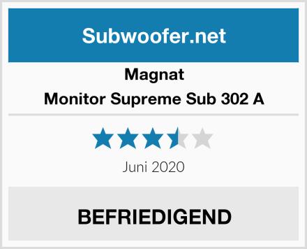Magnat Monitor Supreme Sub 302 A Test