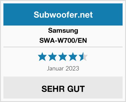 Samsung SWA-W700/EN Test