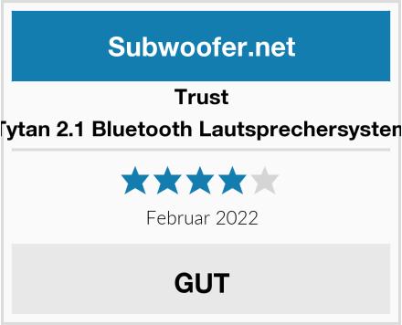Trust Tytan 2.1 Bluetooth Lautsprechersystem Test