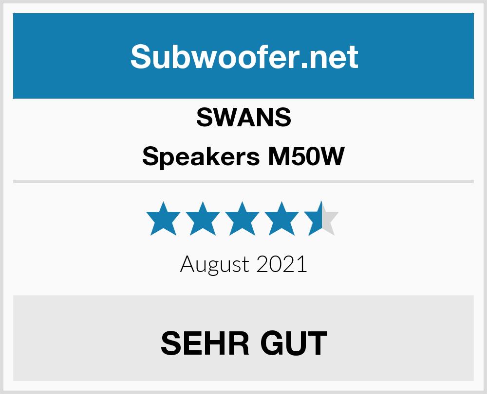 SWANS Speakers M50W