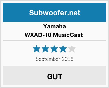 Yamaha WXAD-10 MusicCast  Test
